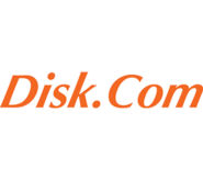 Disk.com Logo by Corporate Disk Company