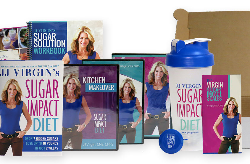 Sugar Impact Diet