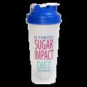 JJ Virgin's Sugar Impact Diet Water Bottle by Corporate Disk Company