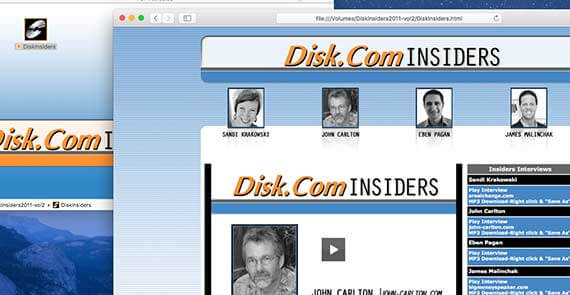 Digital Media Interactive Content Services by Corporate Disk Company