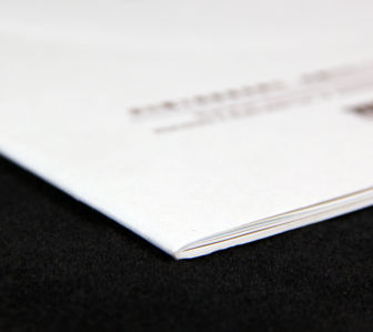 Saddle Stitch Print Binding Services by Corporate Disk Company