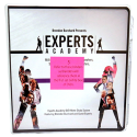 "Brendon Burchard ""Expert Acadamy"" Binder 1 by Corporate Disk Company"