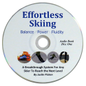 """Justin Picken """"Effortless Skiing"""" Audio CD by Corporate Disk Company"""
