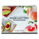 "Permacology ""Food Matters"" Recipe Book by Corporate Disk Company"