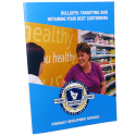 "Pharmacy Development ""Perpetual Learning"" Bullseye Handout by Corporate Disk Company"