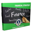 """Pharmacy Development """"Perpetual Learning"""" Financial Strategy Folder by Corporate Disk Company"""