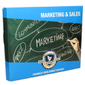 """Pharmacy Development """"Perpetual Learning"""" Marketing & Sales Folder by Corporate Disk Company"""