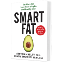 "Steven Masley M.D. ""Smart Fats to Outsmart Aging"" Hardcover Book by Corporate Disk Company"
