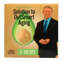 "Steven Masley M.D. ""Smart Fats to Outsmart Aging"" 2-CD Set by Corporate Disk Company"