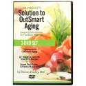 "Steven Masley M.D. ""Smart Fats to Outsmart Aging"" 3-DVD Set by Corporate Disk Company"