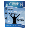 "Total Wellness Cleanse ""Inspiration Journal"" by Corporate Disk Company"