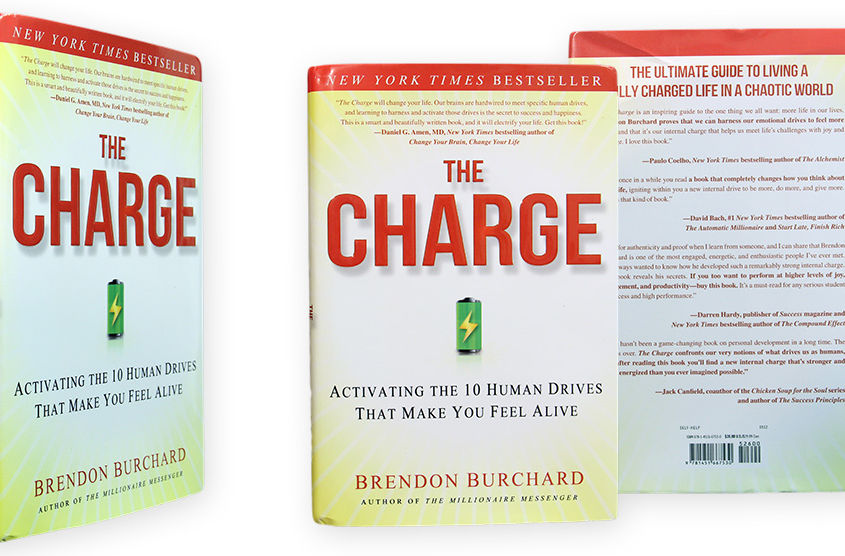 The Charge: Activating The 10 Human Drives