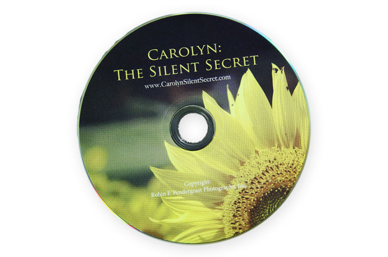 Carolyn: The Silent Secret DVD