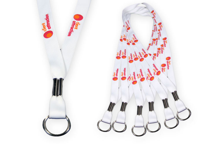 Client Attraction Lanyard