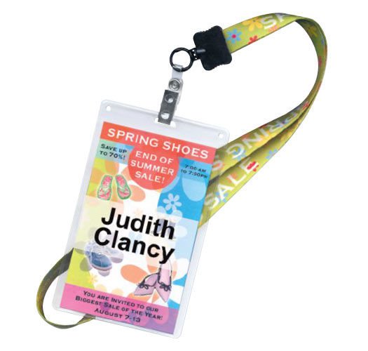 Event Badges & Nametags: Custom Badges For Events | Disk.com