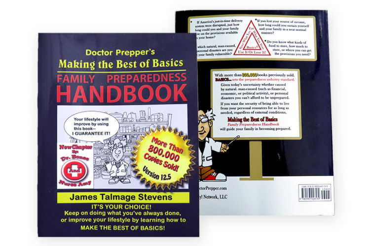 The Family Preparedness Handbook