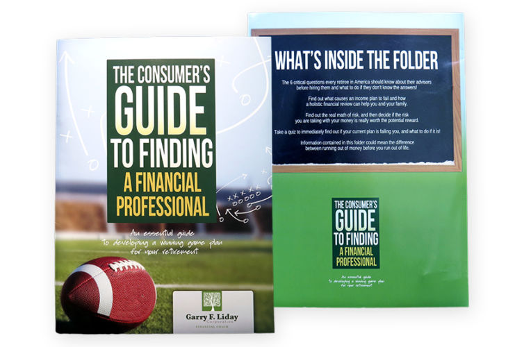 Consumer's Guide To Finding A Financial Professional