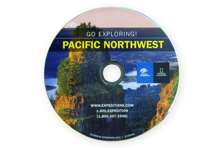 Go Exploring: Pacific Northwest DVD
