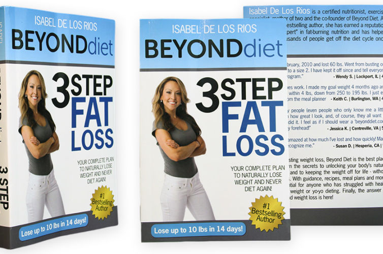Beyond Diet: 3 Step Fat Loss