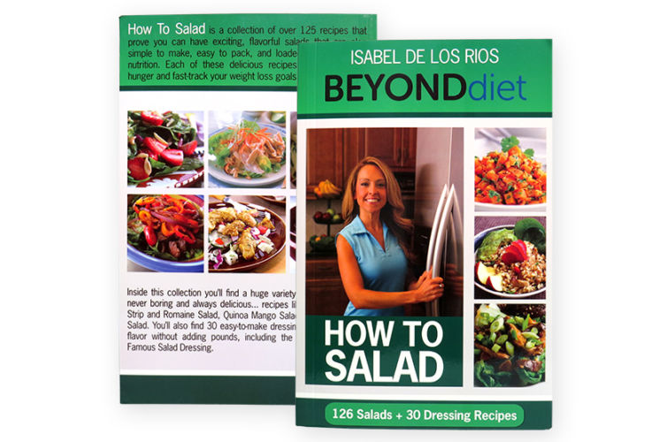 Beyond Diet: How To Salad