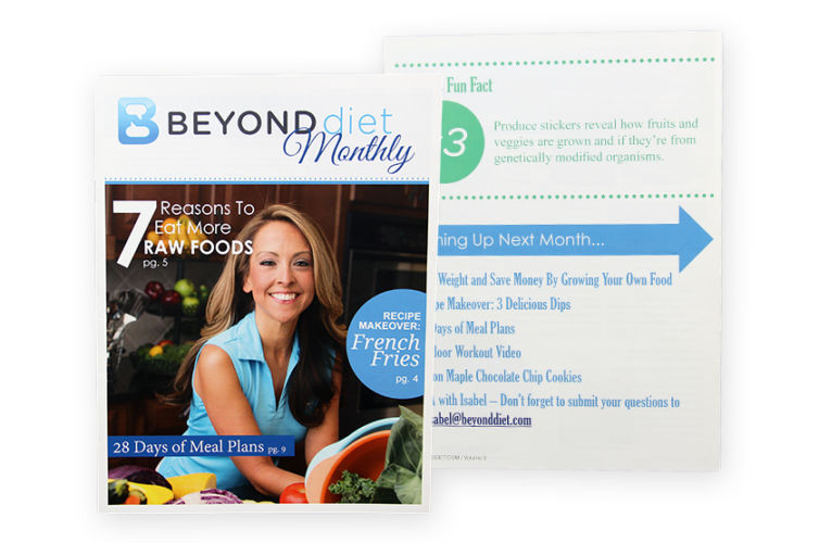 Beyond Diet Monthly
