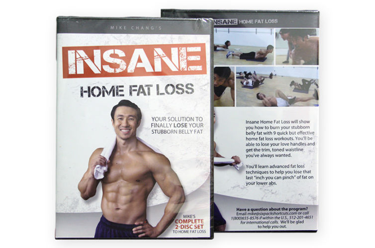 INSANE Home Fat Loss