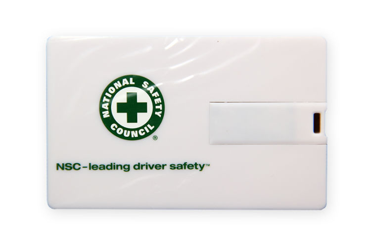 National Safety Council USB Webkey