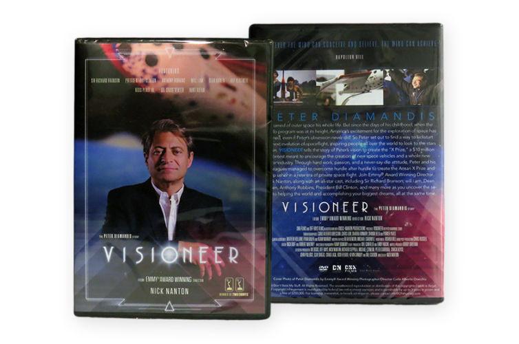 """Nick Nanton """"Visioneer"""" DVD"""