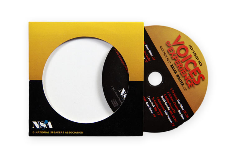 Voices of Experience 2012 CD