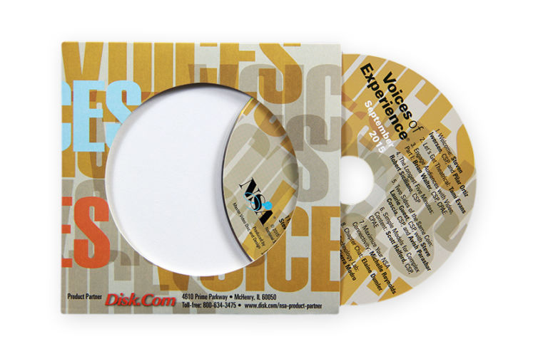 Voices of Experience 2015 CD