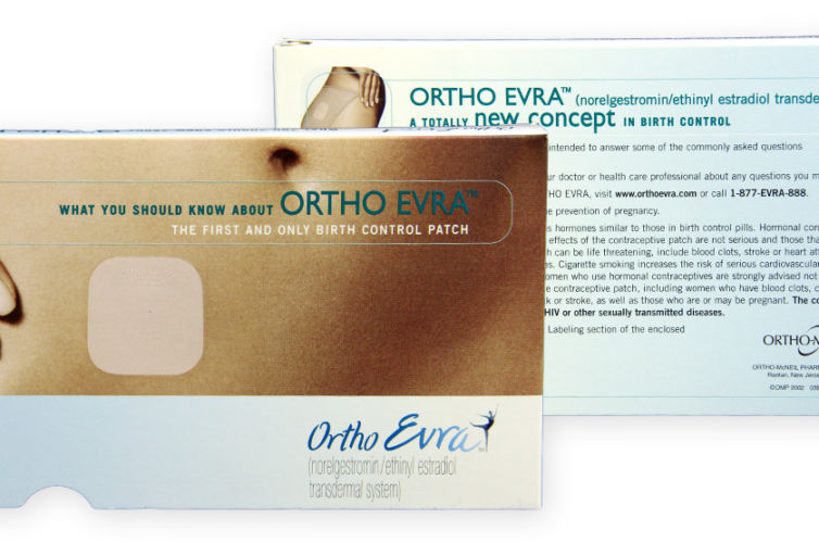Ortho Evra: Birth Control Patch