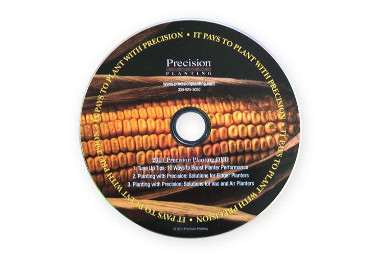 Precision Planting DVD