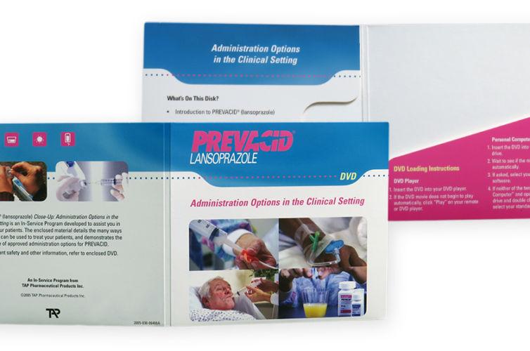 Prevacid Applications