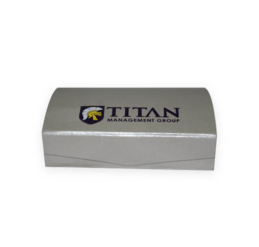 Printed USB Gift Box Packaging by Corporate Disk Company