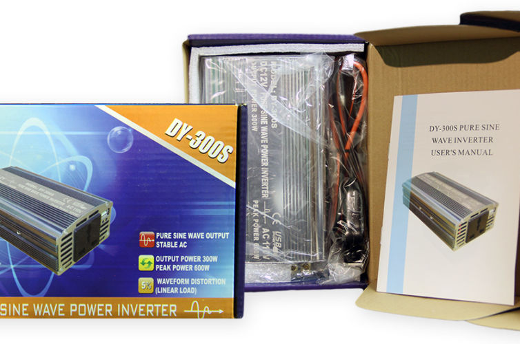Pure Sine: Wave Power Inverter