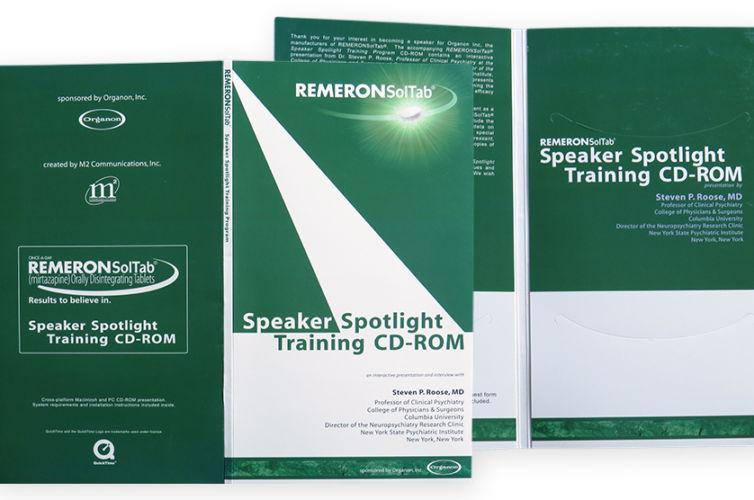 RemeronSolTab 4-Disc Training