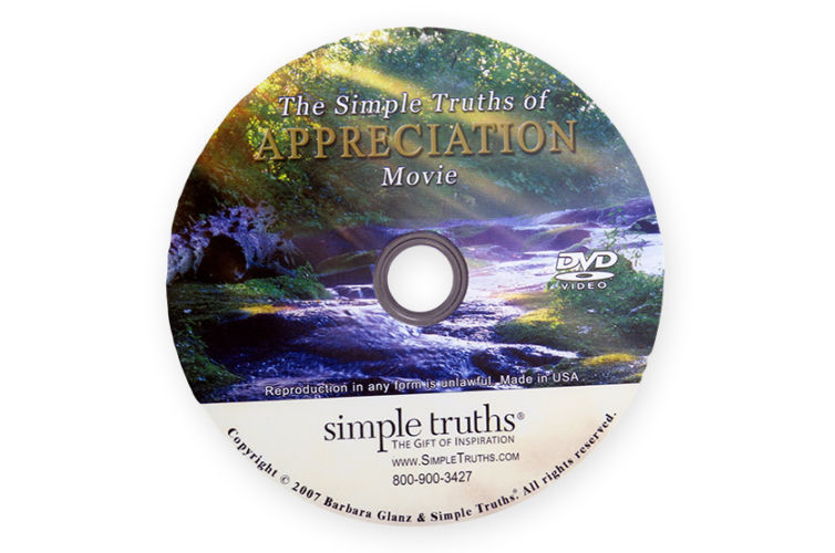 The Simple Truths of Appreciation DVD