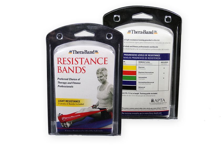 Theraband: Resistance Bands