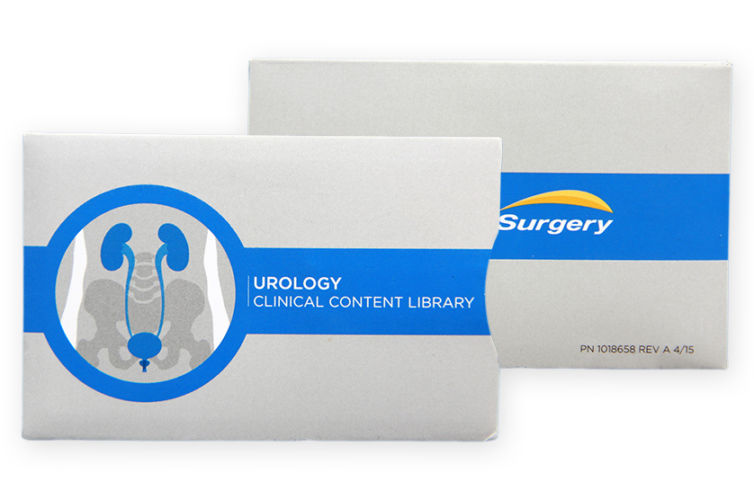 Urology Clinical Content Library