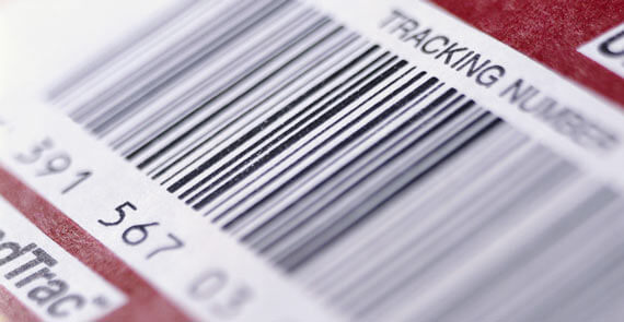 Tracking Barcode Fulfillment Services by Corporate Disk Company