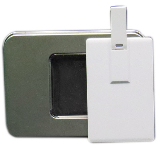 USB Flash Drive Multi-Media Packaging by Corporate Disk Company