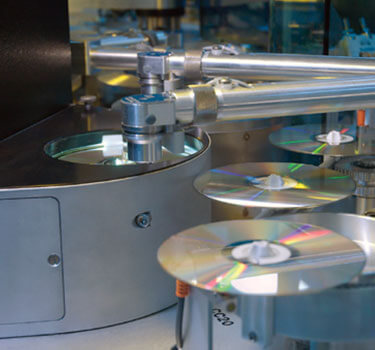 CD Manufacturing by Corporate Disk Company