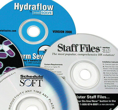 CD Replication, CD Label Design, & CD Printing by Corporate Disk Company