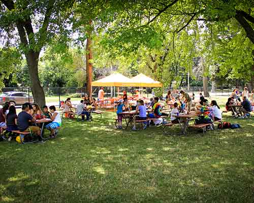 2016 Annual Picnic by Corporate Disk Company