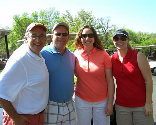 Corporate Disk Company at McHenry Chamber of Commerce Golf Outing