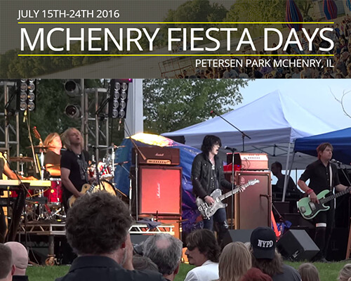 McHenry Fiesta Days Sponsored by Corporate Disk Company