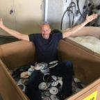 Joe Polish / Genius Network visits Corporate Disk Company