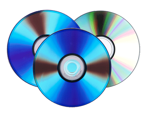 DVD and Blu-ray Duplication Services by Corporate Disk Company