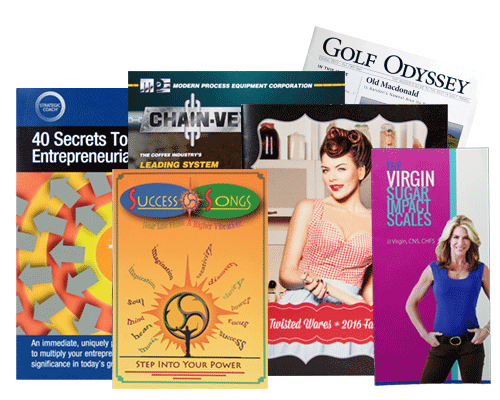 Magazine, Catalog, Flyer, & Brochure Printing by Corporate Disk Company