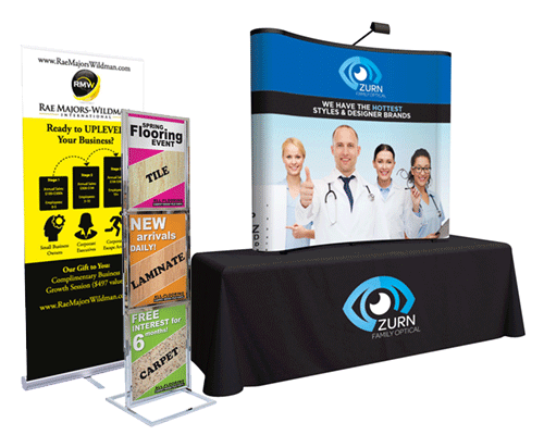 Signage & Display Printing by Corporate Disk Company